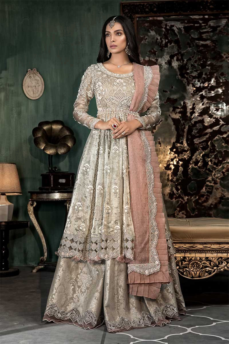 Latest Maria B Bridal Dresses Collection 2019 With Prices