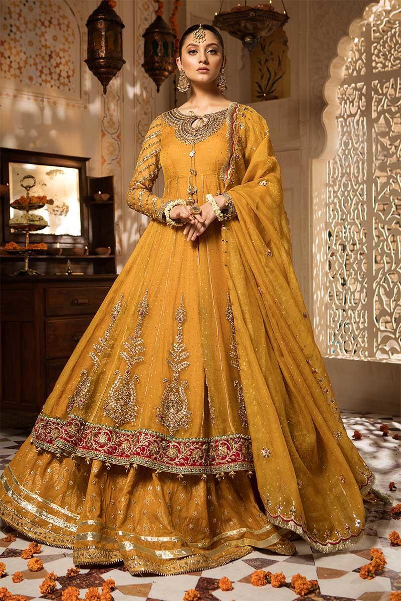 Pakistani Bridal Dresses 2020 For Wedding Barat Walima With Price