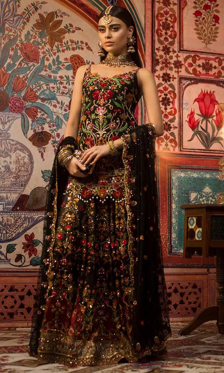 Latest Pakistani Bridal Dresses Collection 2019 For Wedding