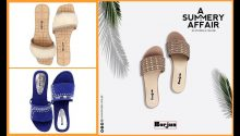 Borjan Shoes Eid Collection 2020