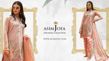 Asim Jofa Eid Collection 2020