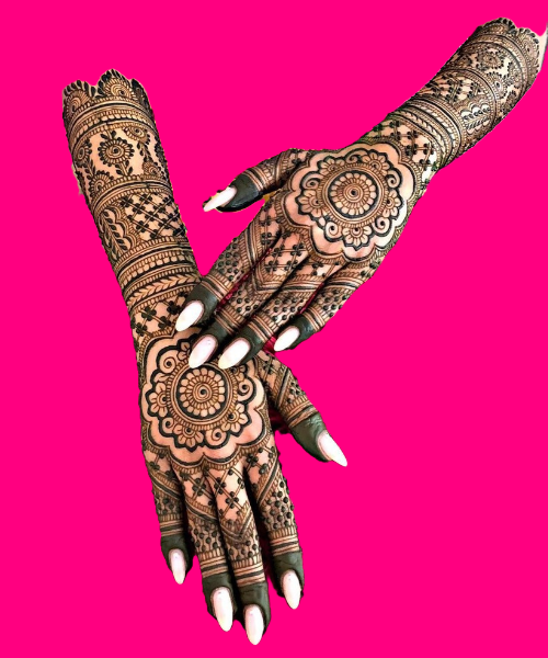 80 New Eid Mehndi Designs 2020 Images Simple Easy Style