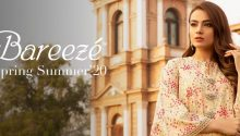 Bareeze Lawn Collection