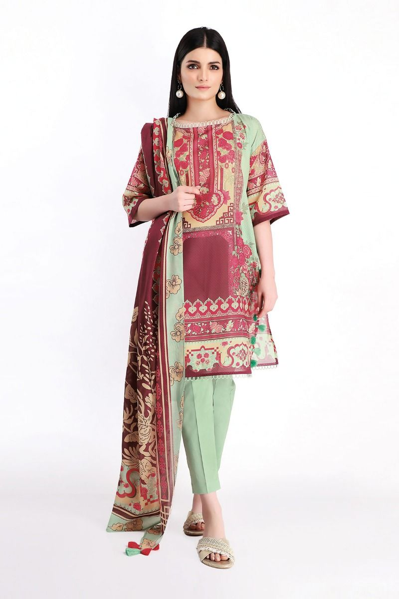 Latest Khaadi Summer Lawn Collection 2021 With Price