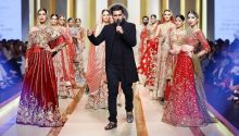 Pakistani Bridal Dresses for Barat