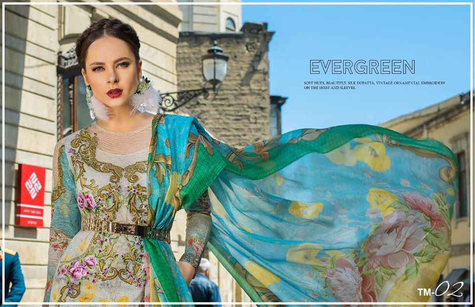 Tabassum Mughal Eid Summer Lawn Collection 2020 With Price On Sale
