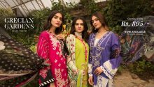 Warda Lawn Collection