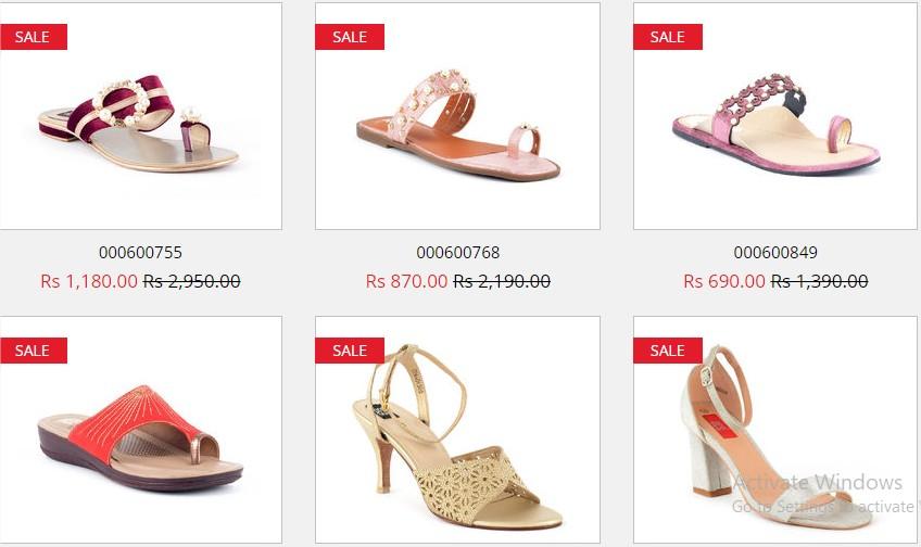 Ecs Shoes Sale 2020 Upto 50% Off