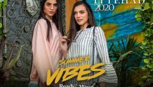 House of Ittehad Eid collection 2021