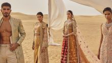 Faraz Manan Bridal Dresses Collection 2021