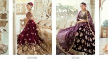 Tena Durrani Bridal Dresses Collection 2021