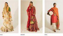 Zara Shahjahan Bridal Dresses Collection 2021