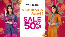Khaadi Winter Collection 2021